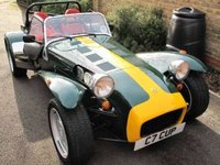 2002 Caterham Seven, My 2002 Caterham, exterior, gallery_worthy