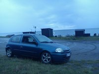 1999 Renault Clio, Down by the beach., exterior