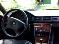 1993 Mercedes-Benz 300-Class 4 Dr 300TE Wagon picture, interior