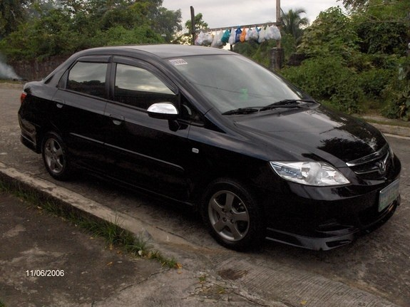 2006 Honda City - Overview