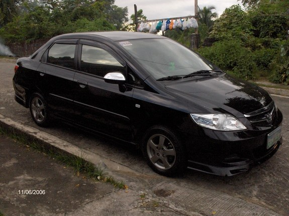 2006 Honda City Overview Cargurus
