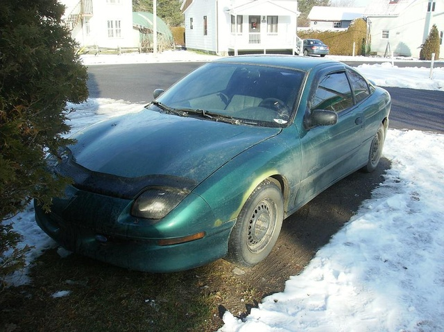 Picture of 1996 Pontiac Sunfire