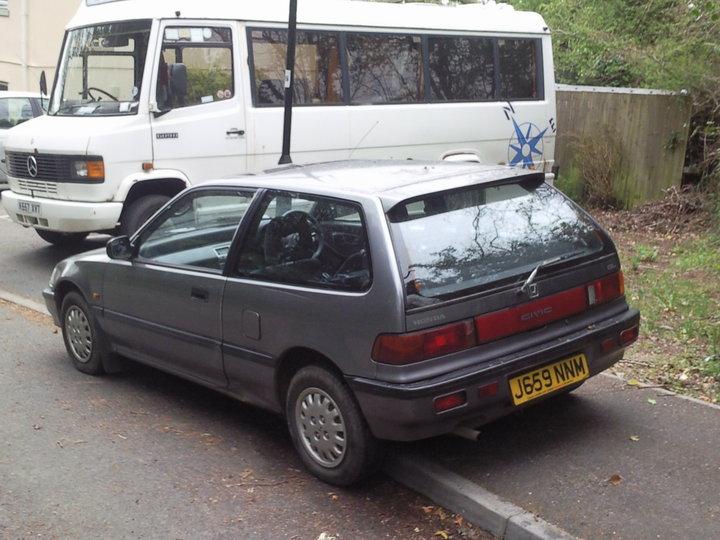 honda parts 1991 dx hatchback
