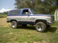 1986 GMC Jimmy picture, exterior