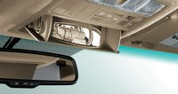 2012 Toyota Highlander Hybrid, Close-up of mirror. , interior, manufacturer, gallery_worthy