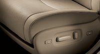 2012 Toyota Highlander Hybrid, Close-up of seat controls. , interior, manufacturer