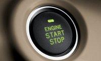 2012 Toyota Highlander Hybrid, Power control button. , interior, manufacturer