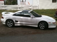 1991 Toyota MR2 Overview