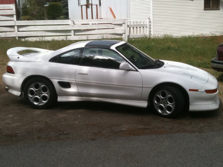1991 Toyota MR2 picture