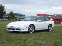 1997 Nissan 180SX Overview