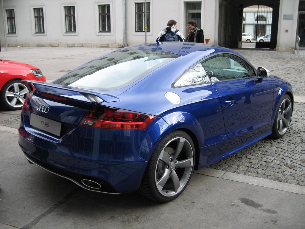 Kelebihan Audi Tt 2011 Murah Berkualitas
