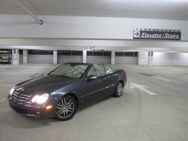 Picture of 2009 Mercedes-Benz CLK-Class CLK 350 Convertible, exterior, gallery_worthy