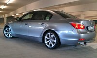 2004 BMW 5 Series 545i picture, exterior