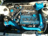 Picture of 1990 Mitsubishi Galant, engine