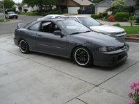 2001 Acura Integra 2 Dr GS-R Hatchback, malade point ces tout , exterior