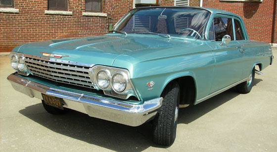 Picture of 1962 Chevrolet Biscayne, exterior, gallery_worthy
