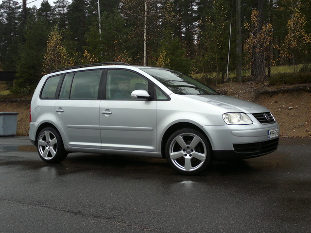 Picture of 2006 Volkswagen Touran, exterior