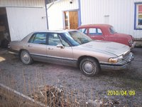 1991 Buick Park Avenue 4 Dr Ultra Sedan picture, exterior