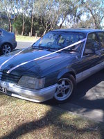 1984 Holden Calais Overview