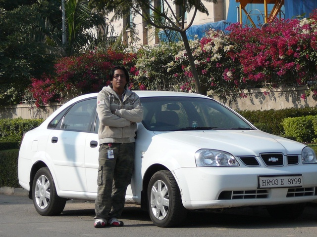 Picture of 2003 Chevrolet Optra