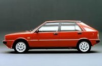 1983 Lancia Delta Overview