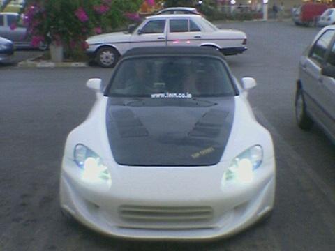 Foto de un 2001 Honda S2000