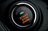 2012 Mazda MAZDA6, Power start button. , interior, manufacturer