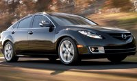 2012 Mazda MAZDA6, Front quarter view. , exterior, manufacturer, gallery_worthy