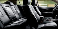 2012 Mazda MAZDA6, Close-up of front and back seat. , interior, manufacturer, gallery_worthy