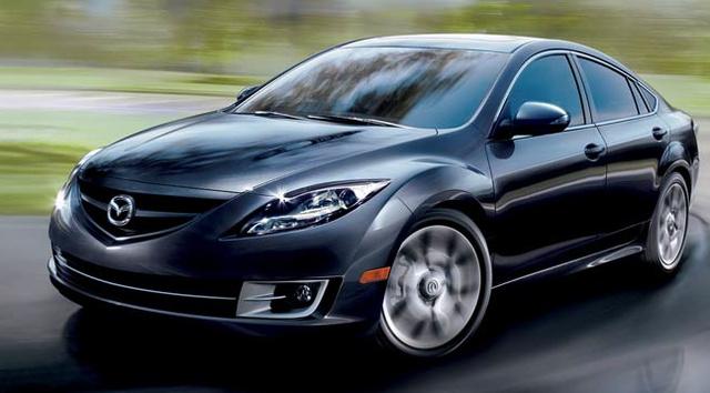 2012 Mazda MAZDA6, Front quarter view. , exterior, manufacturer, gallery_worthy