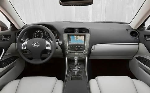 2012 Lexus IS 250, Front Seat. , interior, manufacturer