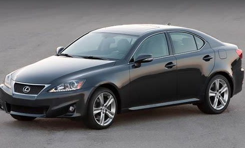 2012 Lexus IS 250, Front quarter view. , manufacturer, exterior