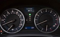 2012 Lexus IS 250, Instrument gages. , interior, manufacturer