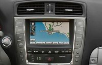 2012 Lexus IS 250, Navigation System., interior, manufacturer