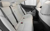 2012 Lexus IS 250, Back seat., manufacturer, interior