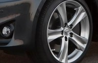 2012 Lexus IS 250, Front tire. , exterior, manufacturer