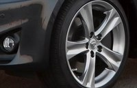 2012 Lexus IS 250, Front tire. , manufacturer, exterior