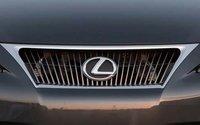 2012 Lexus IS 250, Front bumper. , exterior, manufacturer
