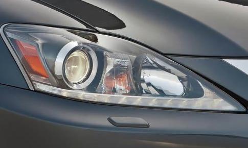 2012 Hyundai Elantra Touring, Headlight. , exterior, manufacturer