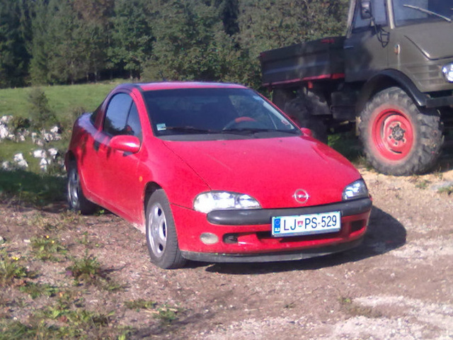 Picture of 1997 Opel Tigra