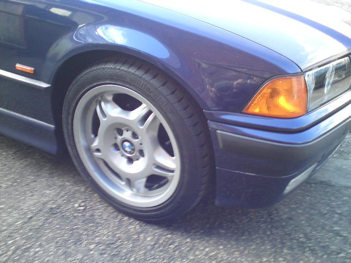 1997 BMW 3 Series picture