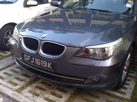 Foto de un 2009 BMW 5 Series, exterior, gallery_worthy