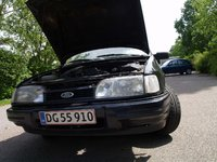 1993 Ford Sierra Overview