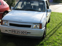 1989 Opel Corsa Overview