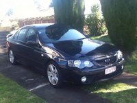 2001 Ford Falcon Overview