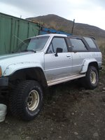 1986 Toyota 4Runner Picture Gallery