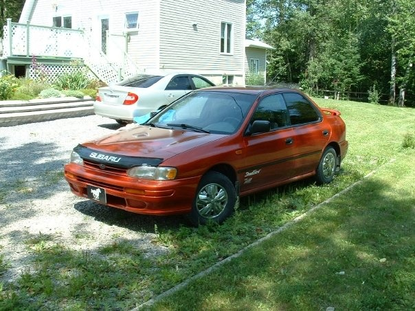 Picture of 1994 Subaru Impreza