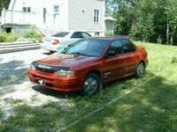 1994 Subaru Impreza Overview