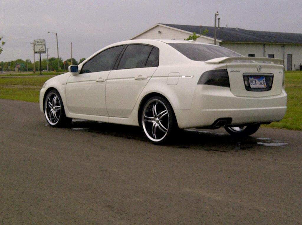 2005 Acura Tl Exterior Pictures Cargurus