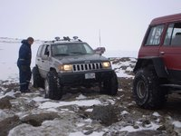 Picture of 1995 Jeep Grand Cherokee Limited 4WD, exterior